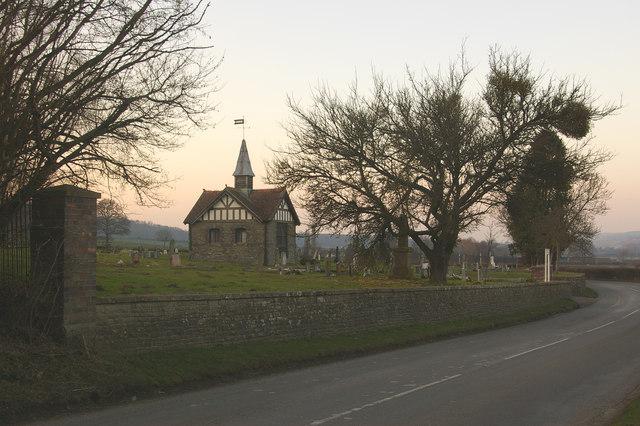 Wigmore Cemetery