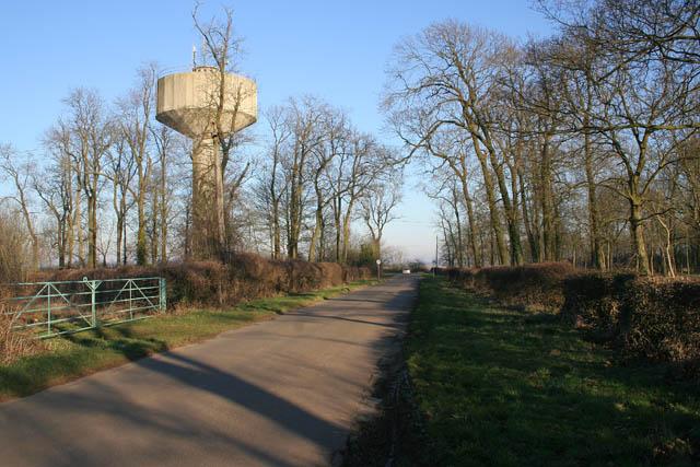 Hall Road near Buckminster