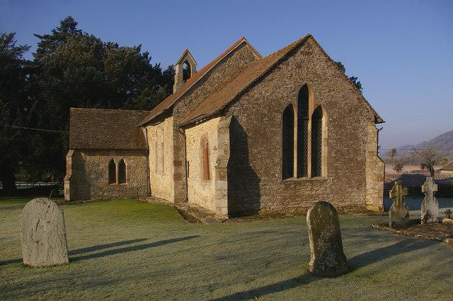 St Giles Church, Pipe Aston