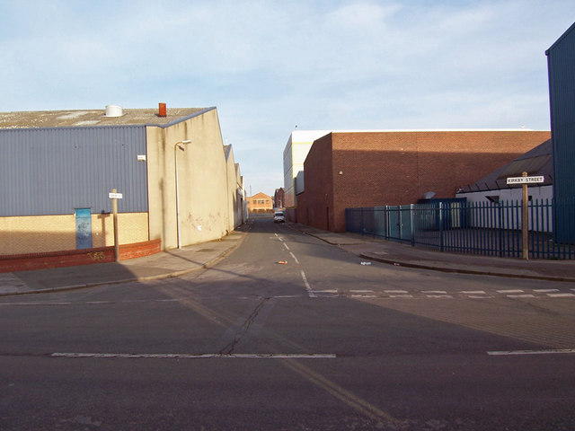 Kirkby Street, Hull