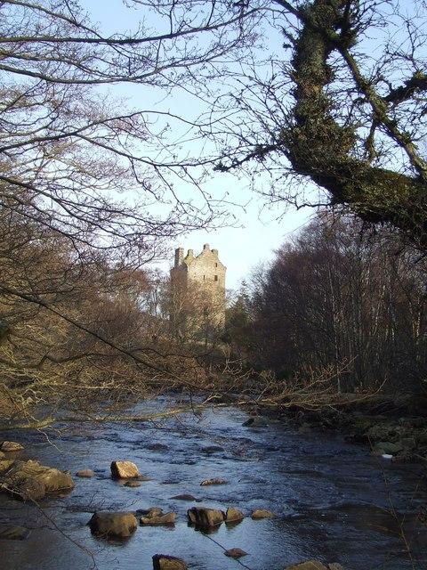 Invermark Castle