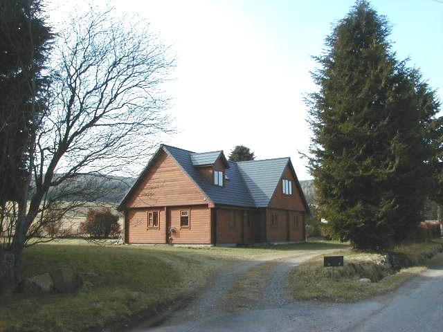 Log House at Waterside