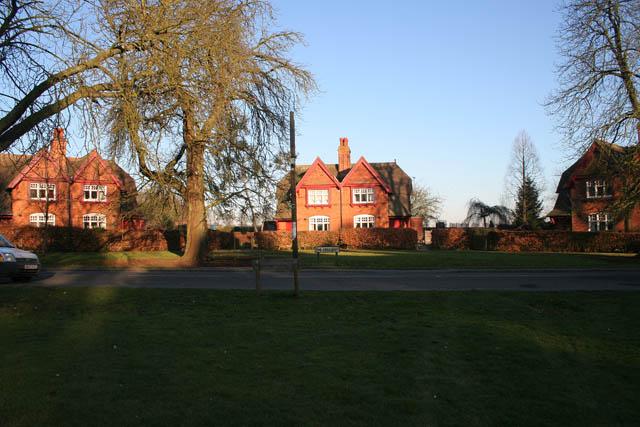 The Crescent, Hall Road, Buckminster