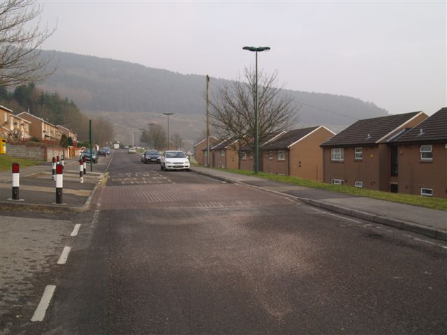Valley view, Abertillery