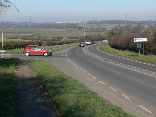 Northwards along the A47