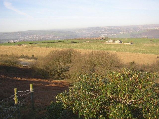 View of Moor Hey, Fixby