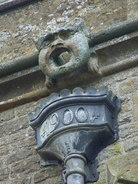 Gargoyle, St Nicholas Church, Henstridge