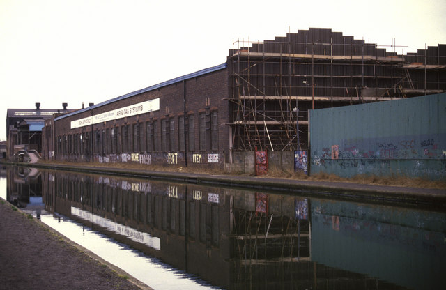 Belliss & Morcom Works, Ladywood