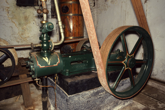 Steam engine, Bill Mill