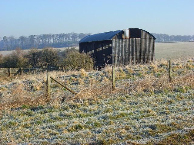 Goddard's Barn, Lockinge