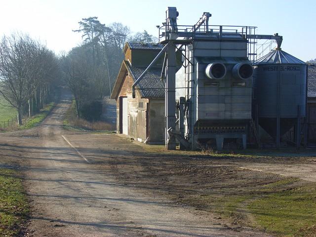 Chalkhill Barn, Lockinge