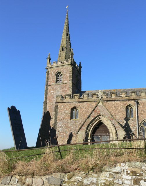 St Mary Magdalene Church in Peckleton