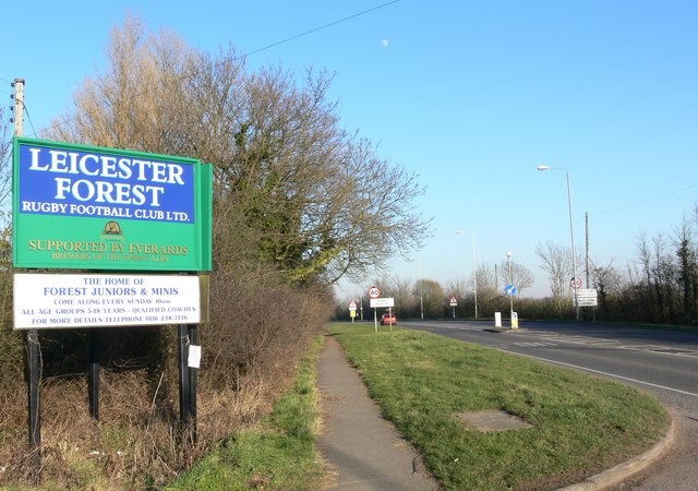 Leicester Forest Rugby Club
