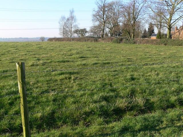 Fields near Kirby Muxloe