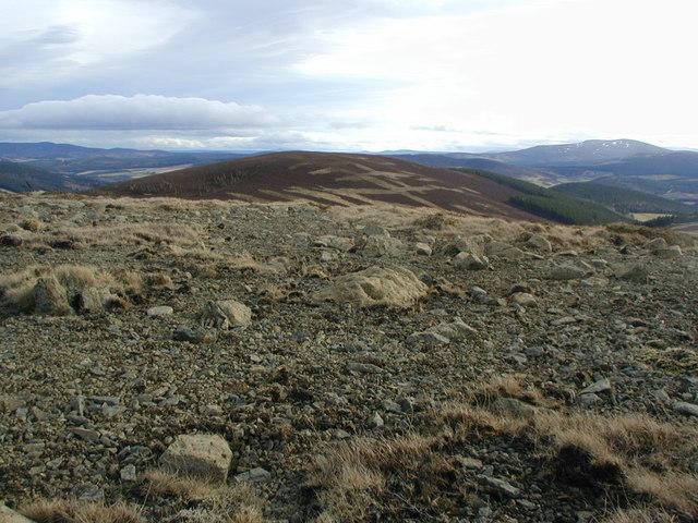 Summit of Green Hill