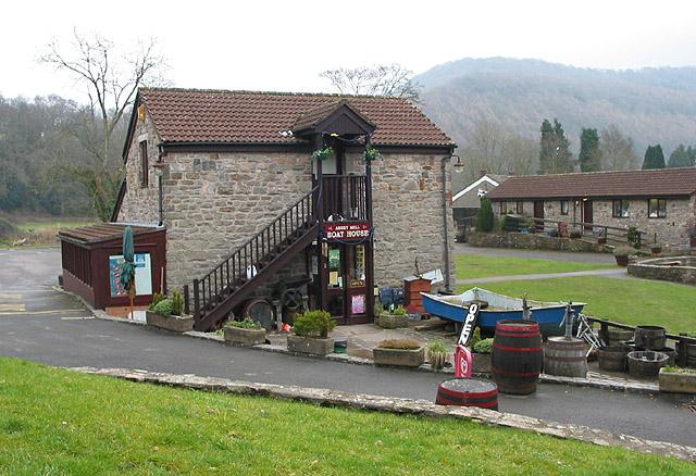 Abbey Mill Boat House