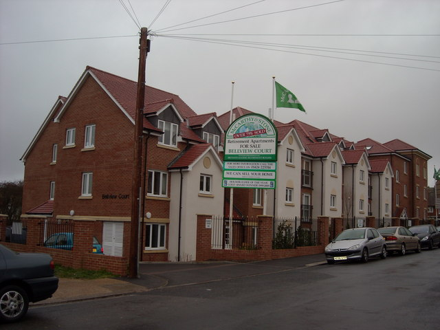Retirement Apartments, Bexhill-on-Sea