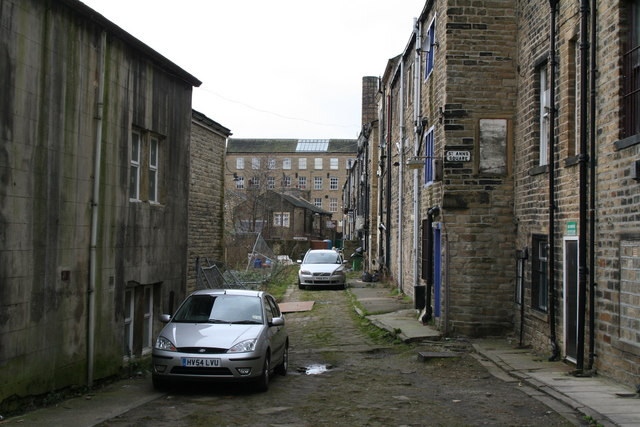 St. Ann's Square, Sowerby Bridge