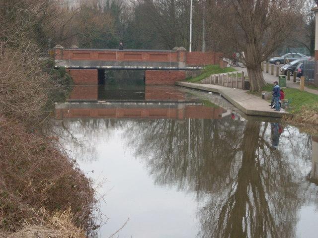 Bridge on London Road, Hythe