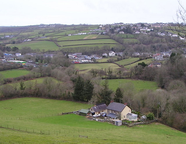 Bryntwely and Pontweli