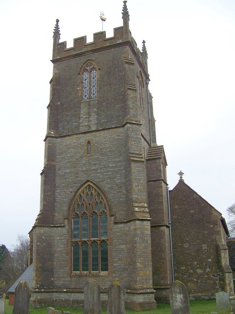 Tower, St Nicholas Church, Henstridge