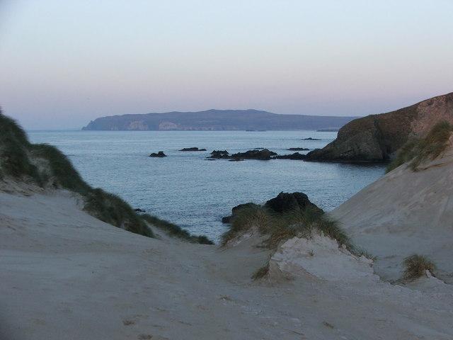 Balnakeil Bay sand dunes