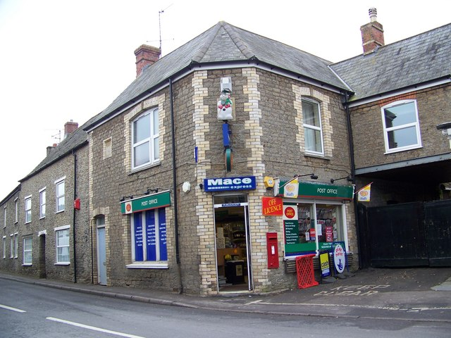 Henstridge Post Office and Store