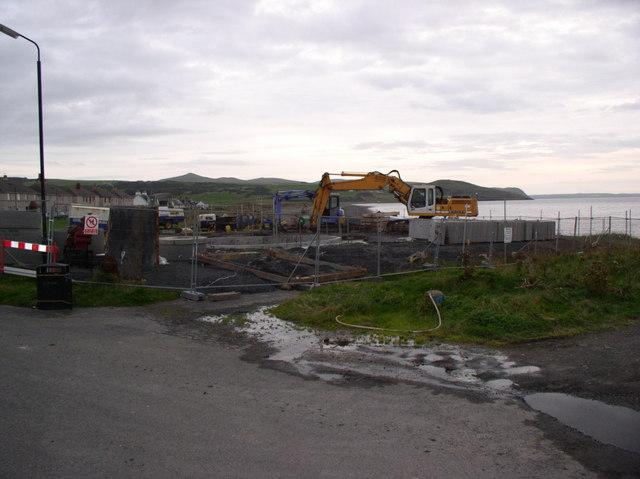Foreland Building Site
