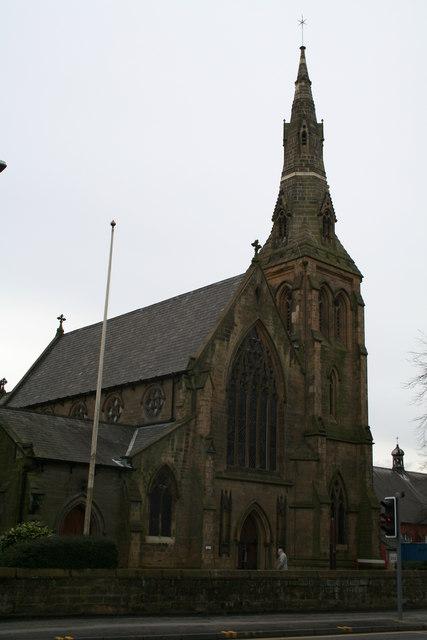 St. Mary's Catholic Cathedral
