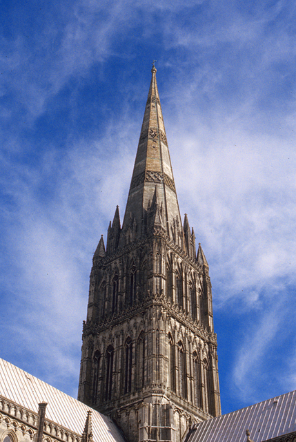 The Spire - Salisbury Cathedral