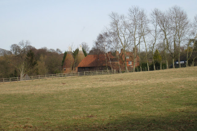 Hawkridge Oast, The Common, Sissinghurst, Kent
