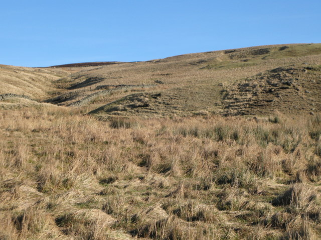 The cleugh of Scar Sike (2)