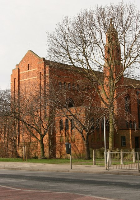 St Columba's C of E, East Hull