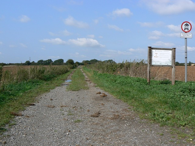 The Ridgeway, near Woodsend