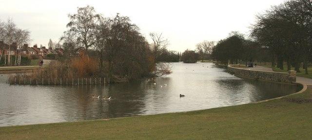 East Park Boating Lake, East Hull