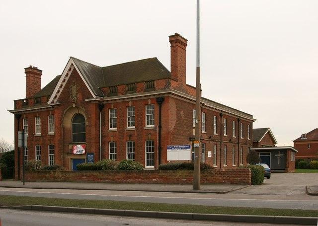 Kingston Wesley Methodist Church, East Hull