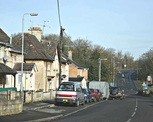 2008 : The new road to Corsham