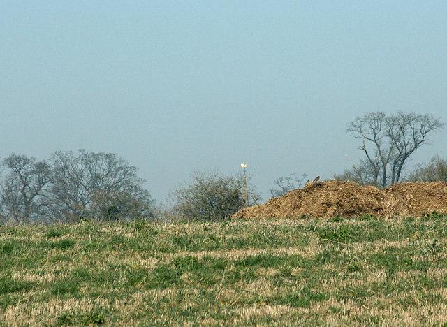 2008 : Flying object identified