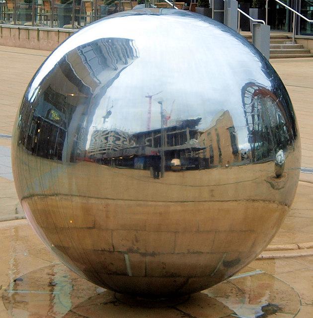 Having a ball in Sheffield