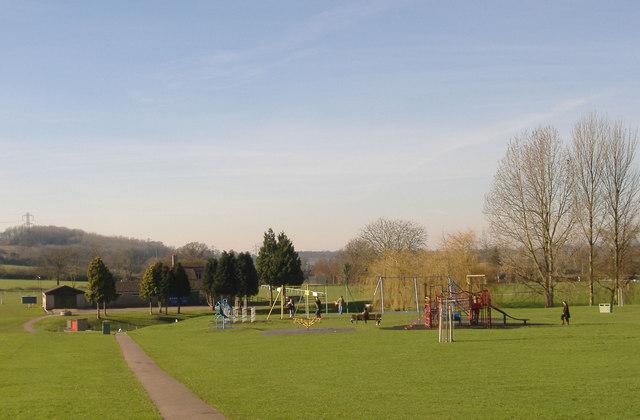 Mundy Playing Fields, Thornbury.