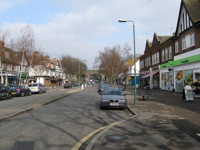 Banstead Road, Carshalton Beeches, Surrey