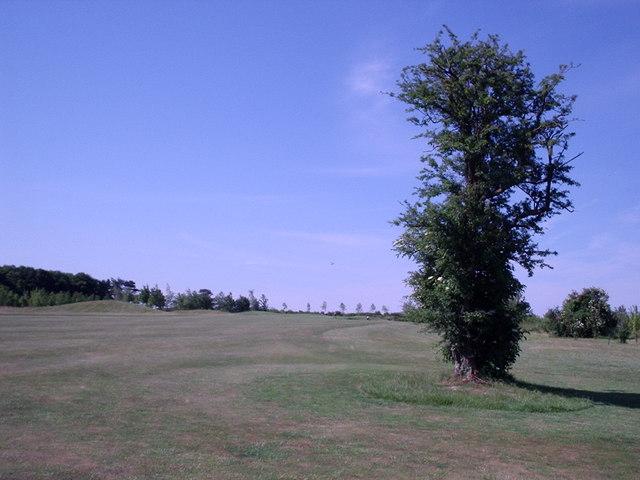 Weybrook Park Golf Course -  5th Fairway