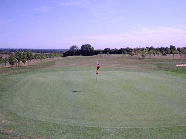 Weybrook Park Golf Club - 7th Green