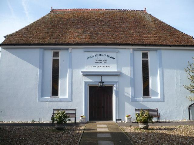 United Reformed Church, Cattlemarket