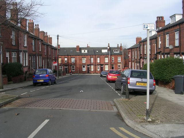 Anderson Avenue - Gledhow Road