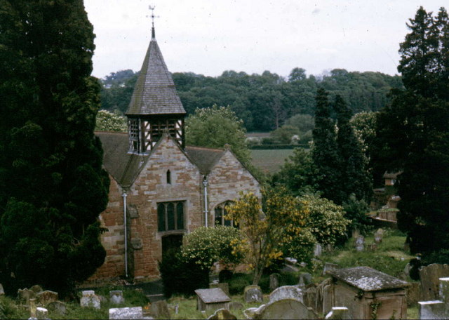 Ribbesford Church