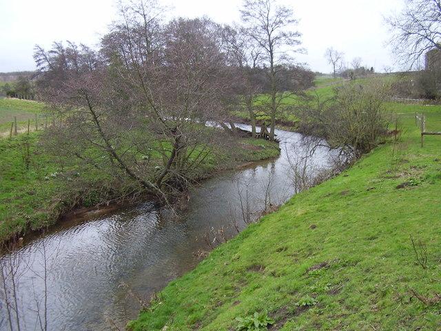 Colstoun Water, East Lothian
