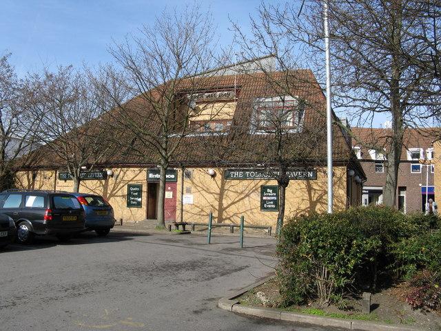 The 'Tollgate Tavern', Beckton