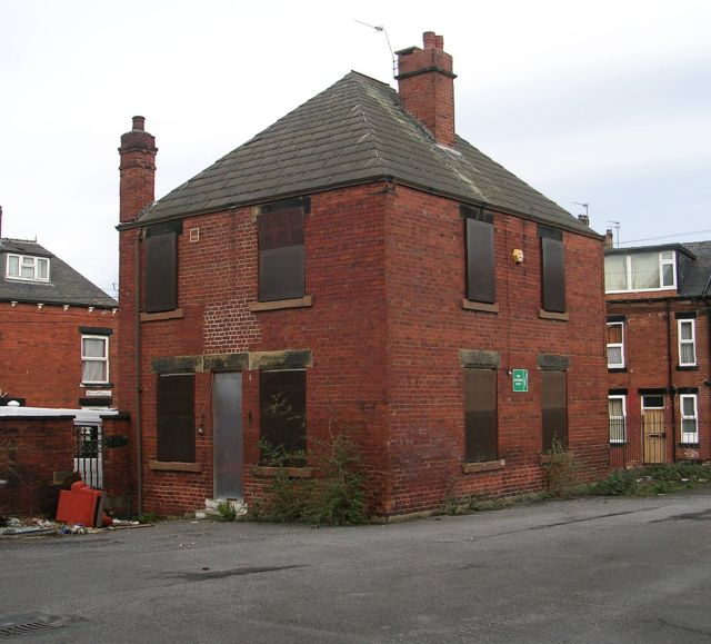Derelict School House - Roseville Centre - Gledhow Road