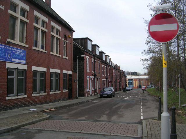 Gledhow Terrace - Gledhow Road